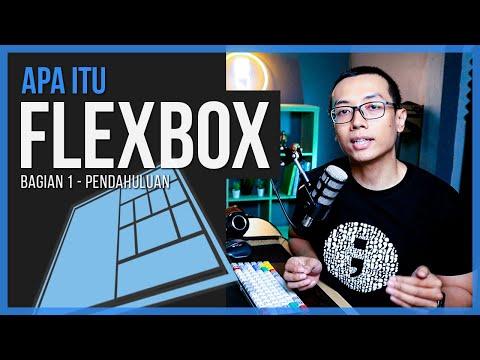 APA ITU FLEXBOX? | Bagian 1 - Pendahuluan