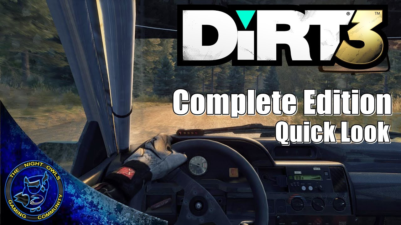 dirt 3 complete edition pc now 100 less gfwl quick. Black Bedroom Furniture Sets. Home Design Ideas