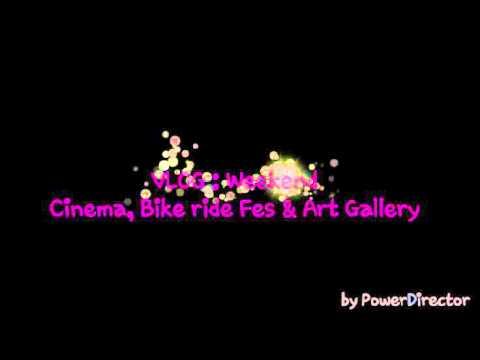 Vlog : Weekend Cinema, Bike ride Fes & Art Gallery Adelaide Australia