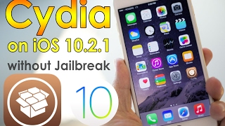 How to install cydia on iOS 10.2.1 - No Jailbreak need Updated 2017