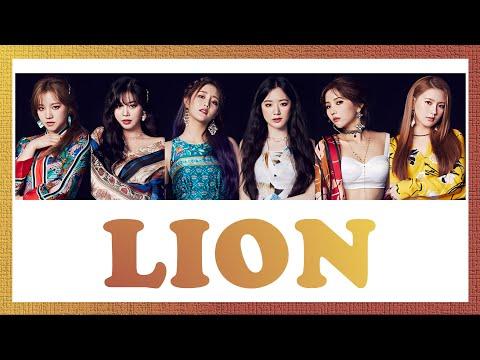 [THAISUB] (G)I-DLE - LION #เล่นสีซับ