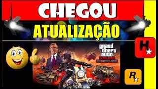 Nova Atualização GTA V Online DLC ARENA WAR NEW UPDATE GTA Online *Novos Veículos e Mais*