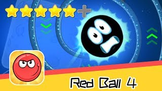 Red Ball 4 Box Factory 53-56 Walkthrough All Levels 3 Stars! Recommend index five stars