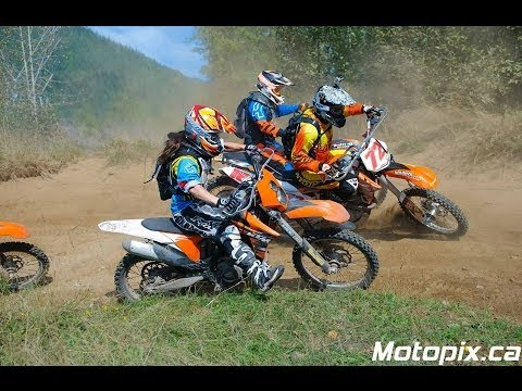 Dirt Bike RACE Zofka Ridge Cross Country Part 3! - YouTube
