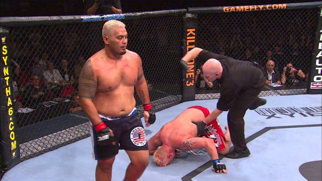 UFC 180: Heavy Hitters - Mark Hunt - YouTube