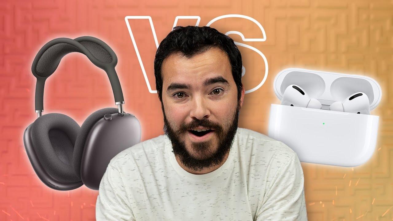 Download AirPods Max VS AirPods Pro - ¿Cuál Es Mejor Para Ti?
