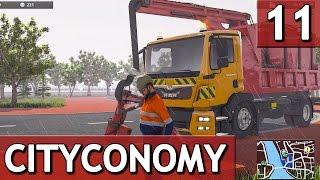 CityConomy #11 GANZ KAPUTT Stadt Service Simulator