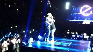 Enrique Iglesias Concert at the Verizon Center in Washington D.C. on July 28, 2012