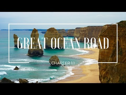 GREAT OCEAN ROAD | 4K |
