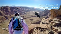 2015 - Paria Canyon AZ Wingsuit BASE
