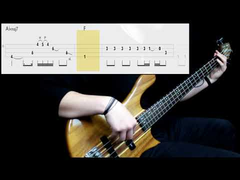 Arianne Schreiber (The End Of Evangelion) - Komm, Süsser Tod (Bass Cover) (Play Along Tabs In Video)