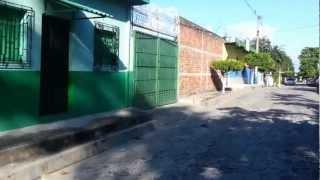 El Rosario de La paz, El Salvador 2012