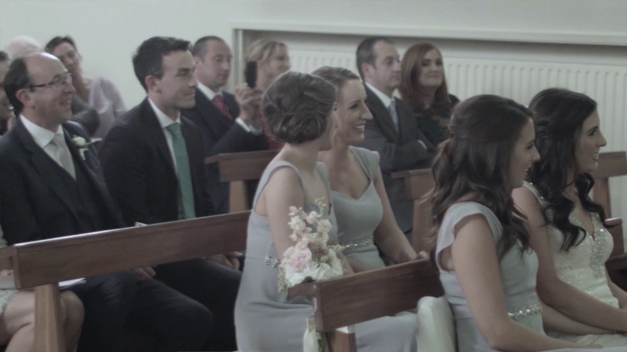 Surprise Wedding Song In The Church Kodaline