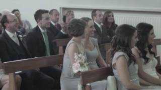 Surprise Wedding Song In The Church!  Kodaline - The One
