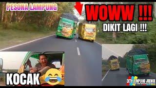 DUET MESRA    TRUCK JAGUNG    DRIVER KOCAK