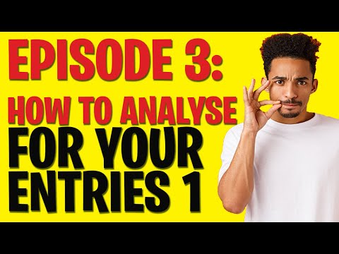 Forex analysis for forex trading entries – part 1 – forex trading strategies