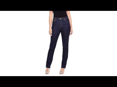 DG2 Classic Stretch Denim Skinny Jeans
