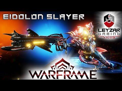 Warframe (Guide) - Mirage Prime: Eidolon Slayer (Build & Weapon Options + Gameplay)