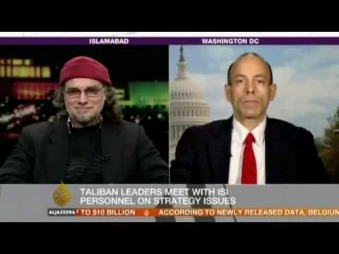 Zaid Hamid:Demolished the latest CIA report that Pakistan is supporting the Afghan Taliban
