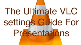How To Configure VLC Player For Presentations On A Second Screen screenshot 3