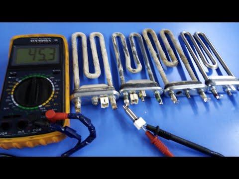 Как проверить датчик температуры стиральной машины LG Диагностика датчика температуры Lg