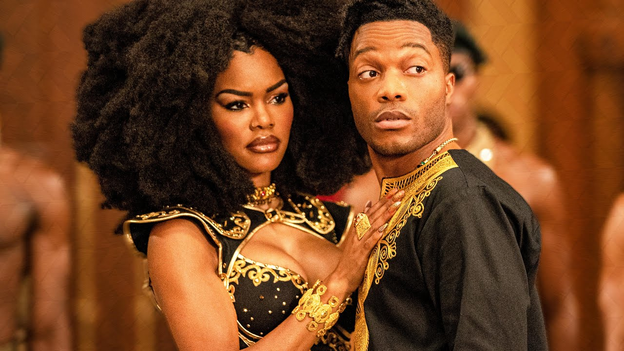 Download COMING TO AMERICA 2 All Movie Clips + Trailer (2021)