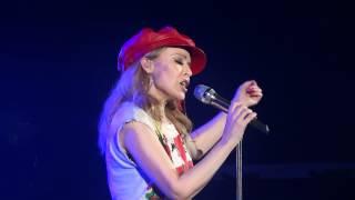 19 - Kylie Minogue - Tears On My Pillow (Live @ Anti Tour 2012) HD