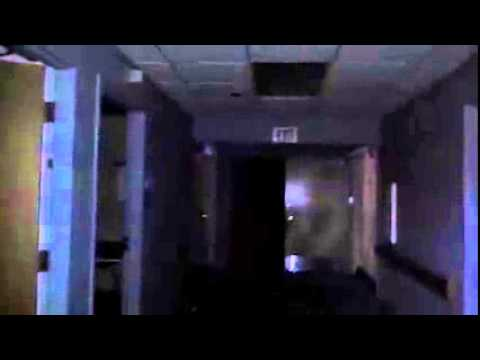 HAUNTED, PARANORMAL ACTIVITY CAUGHT ON TAPE, THE VACANT NOME ALASKA HOSPITAL