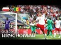 Grzegorz KRYCHOWIAK Goal  - Poland v Senegal - MATCH 15