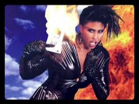 "MATERIAL & NONA HENDRYX -""Busting Out"" (1980)"