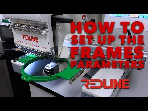 How To Set Up The Frames Parameters
