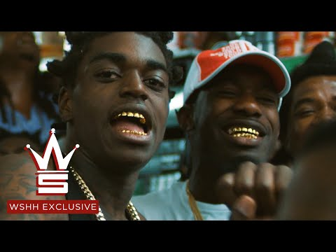 Kolyon 'Gooked Out Remix' Feat. Kodak Black & Boosie Badazz (WSHH Exclusive - Official Music Video)