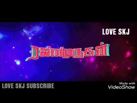 Rajinimurugan cut song all