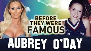 AUBREY O DAY | Before They Were Famous | Donald Trump Jr. Affair ???