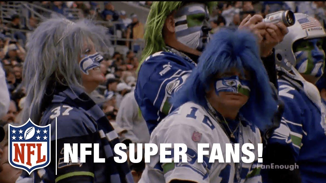 4c0992b23 Seattle Seahawks Superfans
