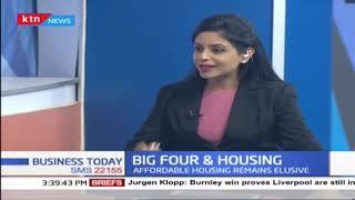 Big Four and Housing: Kenya plans to built 500,000 units