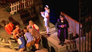 You Understand? I Think I Do - Ruddigore at the Minack Theatre 2012