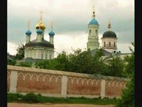 Na Ordansky Richtsi. Russian kolyadka. Novokuznetsk choir