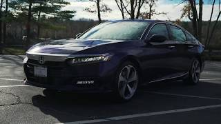 2018 Honda Accord Touring Review and Test Drive | Herb Chambers