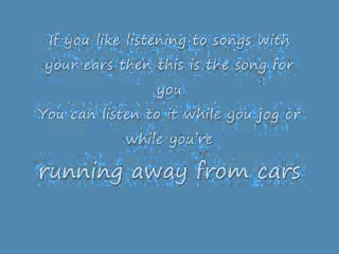 Jon Lajoie The Best Song - Lyrics