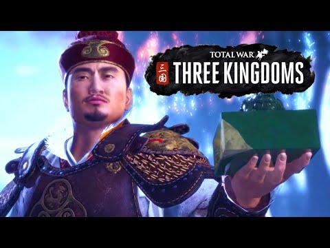 Total War: Three Kingdoms - Sun Jian Official Cinematic Trailer