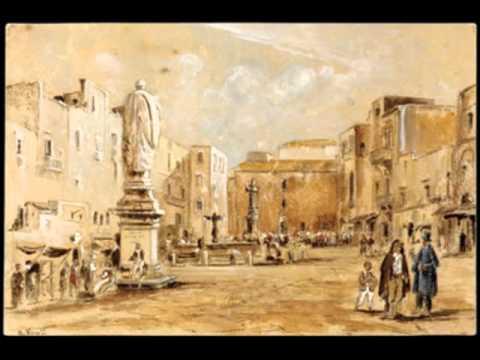 Gioachino Rossini - L'ITALIANA IN ALGERI - Rai Milano, 28.06.1957