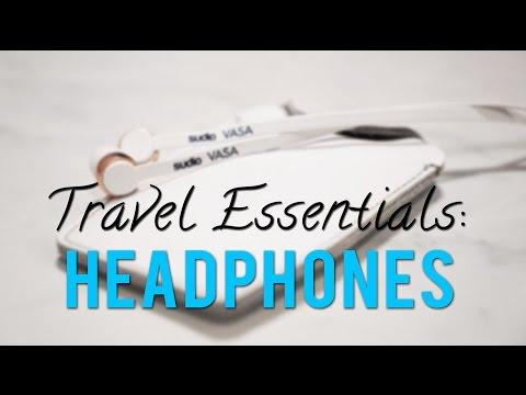 Travel Essentials #7: Sudio Headphones