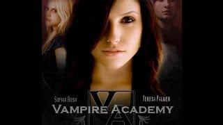 Академия вампиров.Трейлер.2014