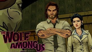 THAT LOOK WHEN YOU CATCH EM LYIN | The Wolf Among Us [EP1][P2]