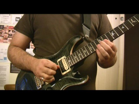 Guns 'n Roses, Sweet Child O' Mine Solo With Rob Chapman