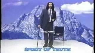 Ghetto Crip Walking Preacher C-Walk