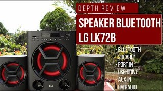 UnBoxing LG XBoom LK72B 2 1 Multimedia Speaker In Cheapest Price