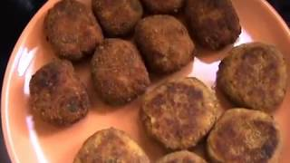 Mummy's Cooking - Mutton Cutlet in Tamil with English Subtitles