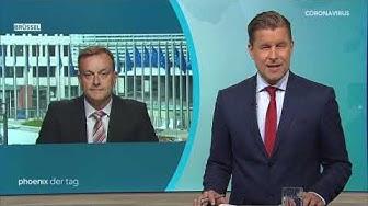 Interview mit Bernd Riegert (Deutsche Welle) am 02.04.20